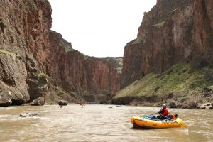 Owyhee River Rafting with Wet Planet