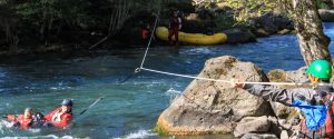 SRT swift water river rescue course and training in oregon and washington