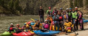 Wet Planet staff river rafting in washington and oregon