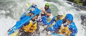 River Rafting in Oregon and Washington