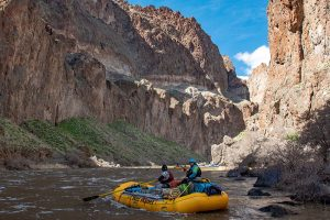 owyhee river rafting green dragon iron point canyon