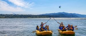 oregon river rafting in washington