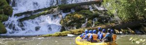 klickitat river rafting wet planet friends of the columbia gorge