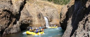 wet planet whitewater rafting in oregon and washington