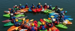 kids youth summer kayak camp washington and oregon