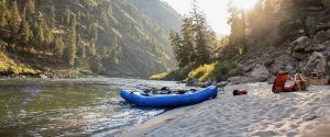 Rafting Idaho's Main Salmon River