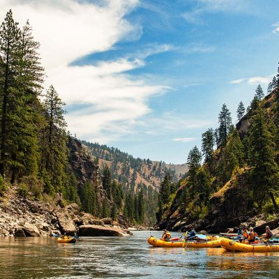 Books on the Main Salmon River