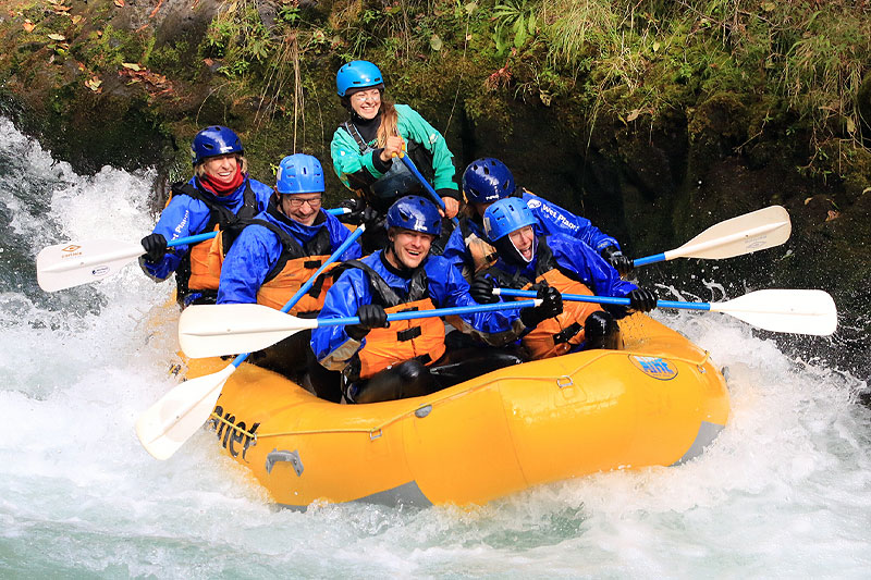 White Salmon River Guide