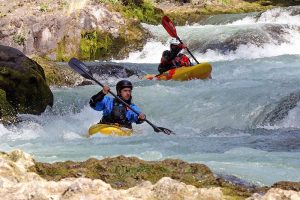 Private Kayaking Lesson