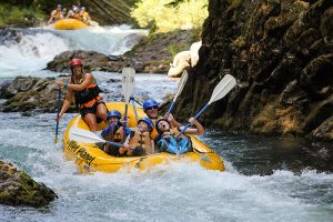 River Rafting in Washington