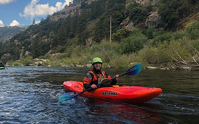 kayaking feather river