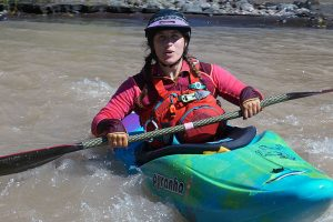 kayaking instructor