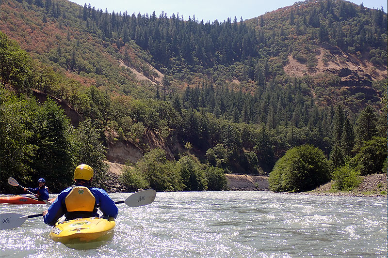 kayaking klickitat river